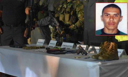 Abatido cabecilla 'los Caparros' fue miembro de las AUC en Córdoba