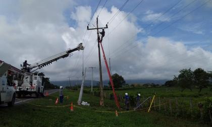 Este jueves tres municipios estarán sin luz por mantenimiento