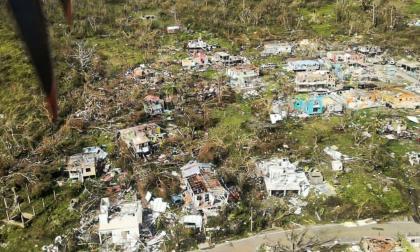 Decretan situación de desastre en San Andrés y Providencia