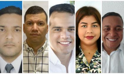 Estos son los alcaldes de las cinco localidades de Barranquilla