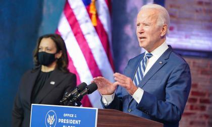 """""""Aguanten, ya llego"""": Biden a inmigrantes ante caos político en EE.UU."""