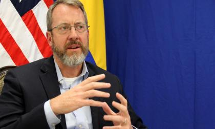 EE.UU. nombra nuevo embajador en Venezuela pese a la ruptura de relaciones