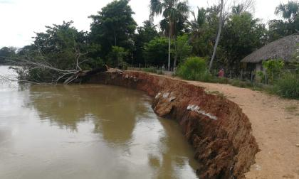 Comités técnicos comienzan a revisar zonas erosionadas en Córdoba