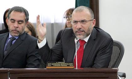 La U expulsó a senadores Armando Benedetti y Roy Barreras