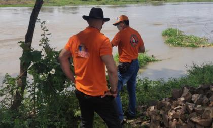 Alerta roja en 15 municipios ribereños del Magdalena