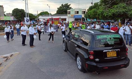 En video | Homenaje a Romualdo Brito en La Guajira