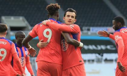 Con este triunfo, el Chelsea se posiciona de manera temporal líder de la Premier League.