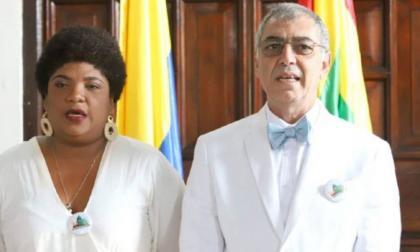 Alcalde de Cartagena despide a la primera dama Cynthia Pérez