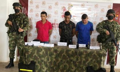 Ejército captura en Bolívar a segundo cabecilla del ELN