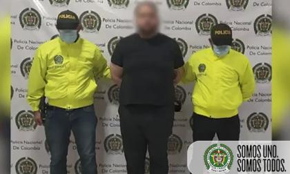En video | Cae en Barranquilla uno de los narcos más buscados por el FBI