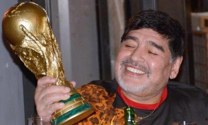 Diego Armando Maradona comandó a la Selección Argentina a ganar el Mundial de 1986.