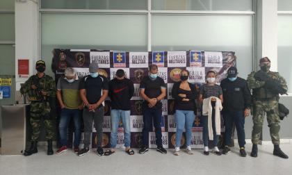 Caen siete personas que estarían involucradas en robo al Colegio Británico