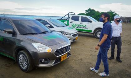 En Barranquilla entran a operar 4 patrullas ambientales