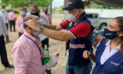 Durante toda la pandemia el Dadis ha capacitado a la ciudadanía sobre la necesidad de cumplir las normas de bioseguridad.