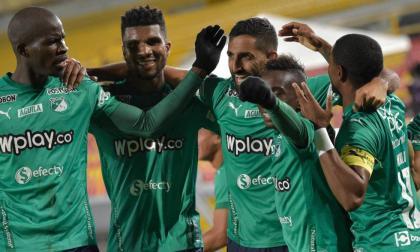 Cali le apunta a la remontada tras haber caído 2-0 en Buenos Aires la semana pasada.