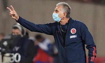 Queiroz está en la cuerda floja luego de que la Selección fuera goleada en los últimos dos encuentros.