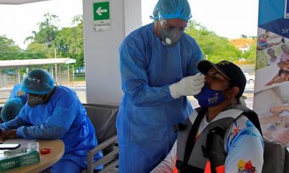 OMS dice que no es necesario realizar la prueba PCR a viajeros: Minsalud