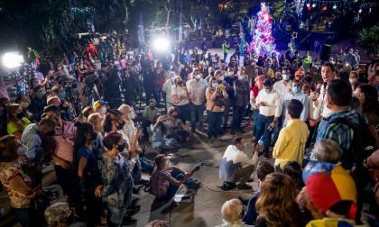 La contracampaña de la oposición venezolana