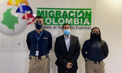 En video   Exfiscal Moreno fue deportado de Estados Unidos