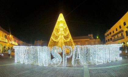 Resiliencia de Cartagena, tema que inspiró el alumbrado navideño