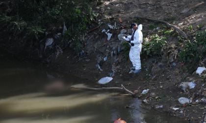 Hallaron el cadáver de un hombre en el río Manzanares