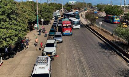 Aseguran recursos para intervención de tramo de la calle 30