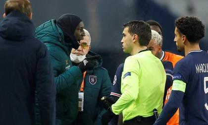 La UEFA designa inspector para investigar el incidente racista