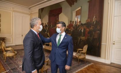 """""""Algún día podremos contar cómo te protegimos"""": Duque a Leopoldo López"""