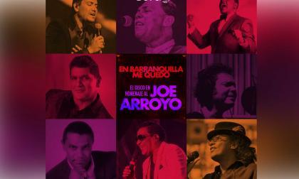 En video   Los temas que homenajean al Joe Arroyo