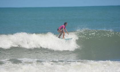 Campeonato sudamericano de Surf infantil llega a la costa