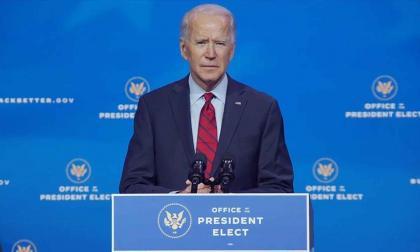 """""""EEUU volverá al Acuerdo de París en el primer día de mi presidencia"""": Biden"""