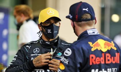 """""""Ha sido difícil, la Covid-19 me ha afectado físicamente"""": Lewis Hamilton"""
