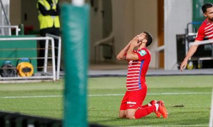 Con gol del samario Luis Suárez, Granada rompió racha sin victorias