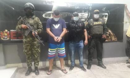 Capturan a exguerrillero que intentó asesinar a mujer en Siete de Abril