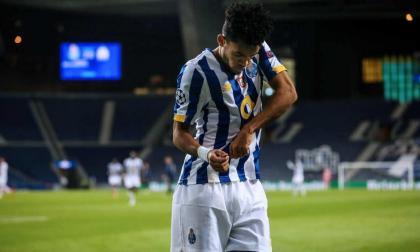 En video | Luis Díaz anotó en el triunfo del Porto en la Copa de la Liga