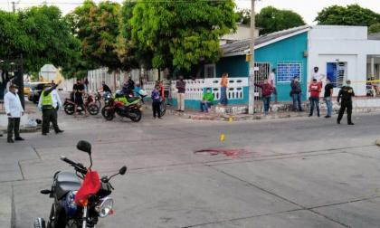 Ataque sicarial en San Isidro deja un hombre muerto
