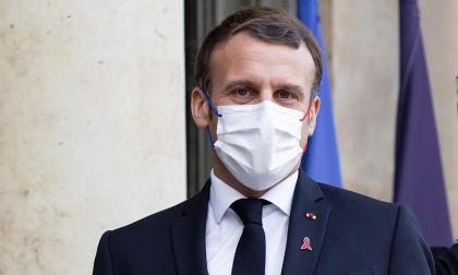 """Macron dice que va """"bien"""" aunque está cansado y sigue con síntomas"""