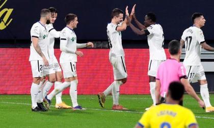 Getafe llevaba siete encuentros sin ganar y solo había sumado tres puntos.