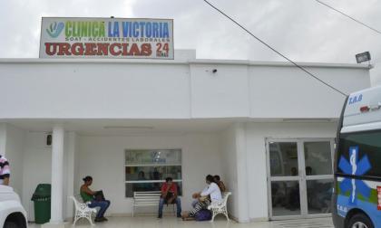 La víctima falleció en la clínica La Victoria.