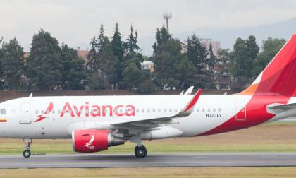 Avianca canceló vuelos entre Bogotá y Londres
