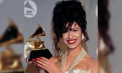 Selena será homenajeada en la ceremonia de los premios Grammy el próximo 31 de enero.