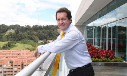 Carlos Arturo Calle, gerente general del Grupo Empresarial Arturo Calle.