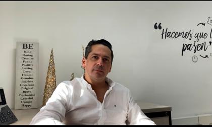 Mauricio Castañeda, Vicepresidente Corporativo de Capital Humano de Procaps.