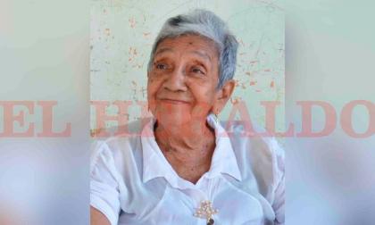 Falleció la última de las pioneras de la creación del departamento de Sucre