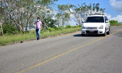 La Ansv inspeccionó tramos en 7 municipios de Sucre