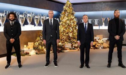 El Real Madrid manda un mensaje de esperanza a los afectados por el Covid