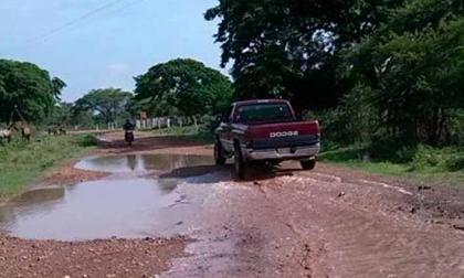 Tres muertos en choque de motos en zona rural de Valledupar