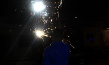 En noche de Navidad, cero lesionados por pólvora en Barranquilla