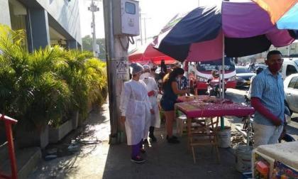 535 nuevos contagios de Covid-19 y cinco fallecidos en Cartagena