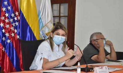 Alcaldesa pidió apoyo del Ejército en Santa Marta